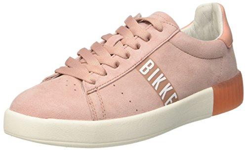 Bikkembergs Damen Cosmos 2131 Sneaker, PINK 333.0, 37 EU
