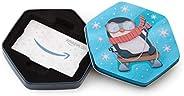 Amazon.de Geschenkkarte in Geschenkbox (Pinguin)