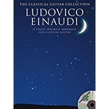 Ludovico Einaudi: The Classical Guitar Collection (Book & CD)