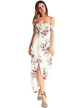 Moda Vestido | Vestido para mujer Europeos y Americanos | Impreso | vestidos vestidos damas irregular stomacher...