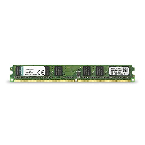 Kingston KVR667D2N5/1G RAM 1Go 667MHz DDR2 Non-ECC CL5 DIMM, 240-pin