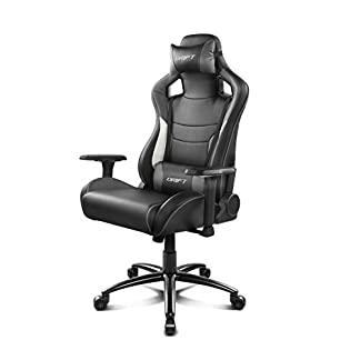 Drift DR400 – DR400BGY – Silla Gaming, Color Negro/Gris