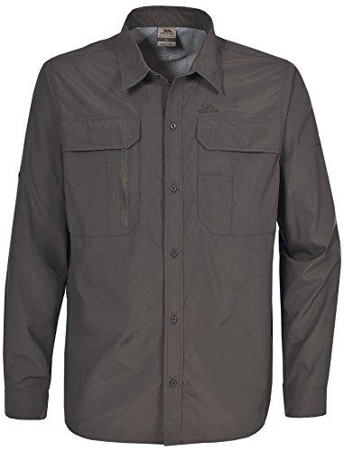 Trespass Bonar Men's Shirt dark khaki