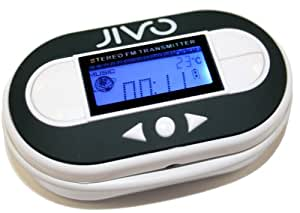 Jivo FM Transmitter - Auto Charger for iPod