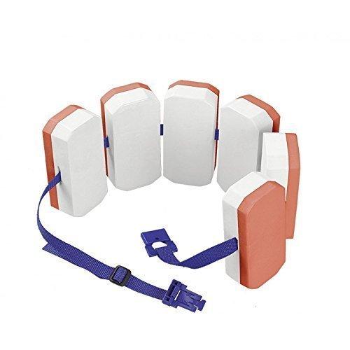 BEMA Schwimmlernhilfe / Schwimmgürtel mit 6 Auftriebskörpern für Kinder 6 - 12 Jahre