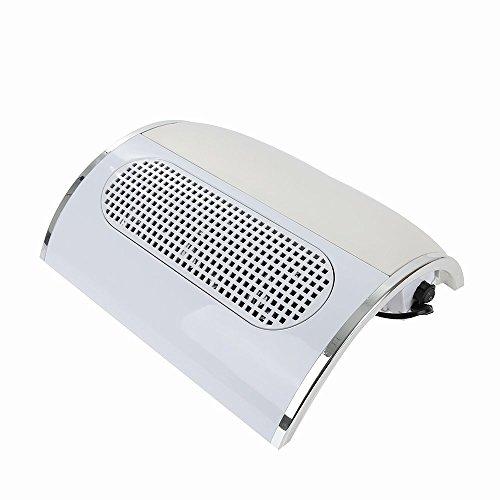 Crisnails® Aspirador de manicure Con 3 Motores y Aspiradores con bolsa