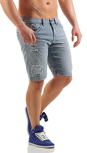 LTB Jeans Herren Shorts LANCE Cool Air Wash