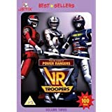 V.R. Troopers Volume 3 (Region 2 DVD import) by Michael Sorich