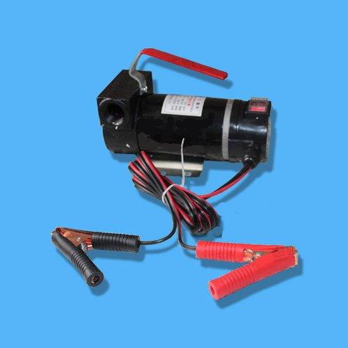 Gowe Öl Umfüllpumpe für Big Power 155W Öl Pumpe, DC 12V Öl Umfüllpumpe, DC 24V Diesel Öl Pumpe, elektrische Heizöl Pumpe für Auto oder Bagger