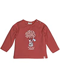 SALT AND PEPPER Baby-Mädchen Langarmshirt B Longsleeve Love Uni Fly