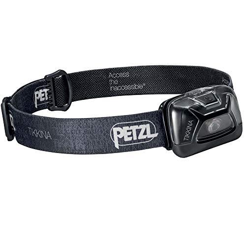 Petzl, Tikkina, Black, E91ABA