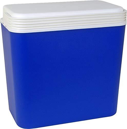 Fabricados la Corona 4037 - Nevera 24 Litros, color Azul