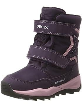 Geox J Orizont B ABX a, Botas de Nieve Para Niñas