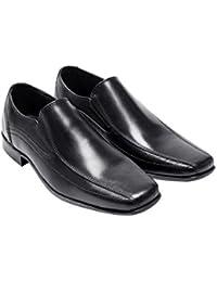 next Hombre Sin Cordones Sin Cierre Oficial Formal Casual Zapatos De Vestir De Piel