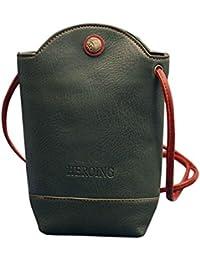 90fc3398cfb KanLin1986 Bolsos para Mujeres, bolso bandolera para mujer Cuero Bolso de  mano de hombro Mini