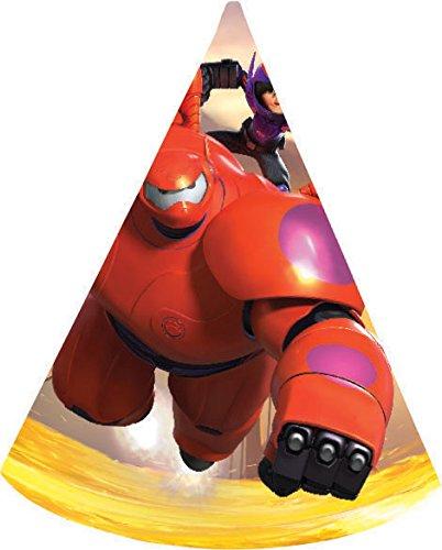 n Big Hero 6Party Dekorationen (Baymax Kostüm Amazon)