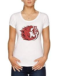 Camisetas Mujer es Ropa Space Amazon Y Blusas Tops gSqaaC