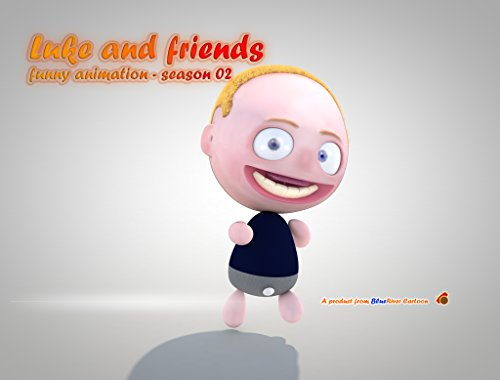 Luke and friends funny animation