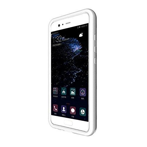 Preisvergleich Produktbild KISSION Wasserdichter Phone Hülle,  Ganzkörper-stoßfest Dirtproof Case für Huawei P10