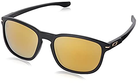 Oakley Enduro Sunglasses, unisex, OO 9223 ENDURO, SHAUN WHITE Matte Black/24K Iridium (S3), One Size