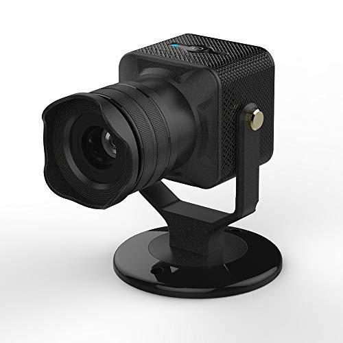 BESTSUGER Drahtlose WiFi-Smart-Überwachung, 360-Grad-Panorama-Teleskopkamera, DVR-Sprechanlage mit 50-fachem digitalem manuellen Zoom-Teleskop Digital Audio Portable Dvr