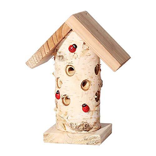 SuyunPP Insektenhaus/Birch Ladybug Refuge/Insektenhotel/Hofgarten