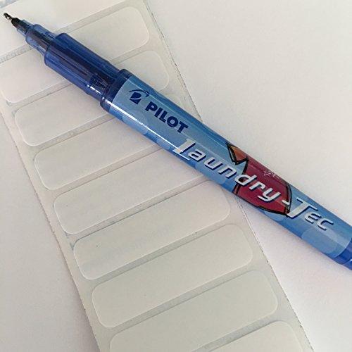 Name Tape Laundry Kit - Kit includes a Pilot Laundry-Tec