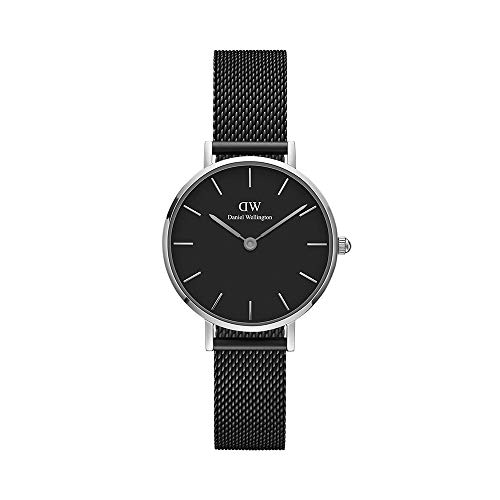 Daniel Wellington Reloj Analógico para Mujer de Cuarzo con Correa en Acero Inoxidable DW00100246