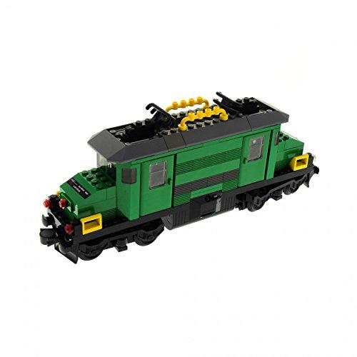 1 x Lego System Set Modell für 7898 Cargo Train Deluxe Zug...