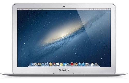 Apple MacBook Air MD760F/A 13,3' (29,46 cm) Intel Core i5 bicoeur 1,3 GHz 4 Go 128 Go Flash Autonomie: 12h