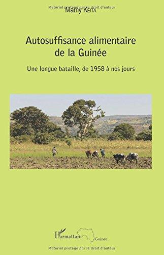 Autosuffisance alimentaire de la Guinée