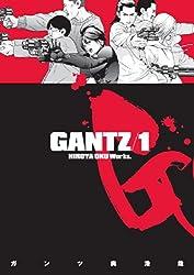 Gantz Volume 1