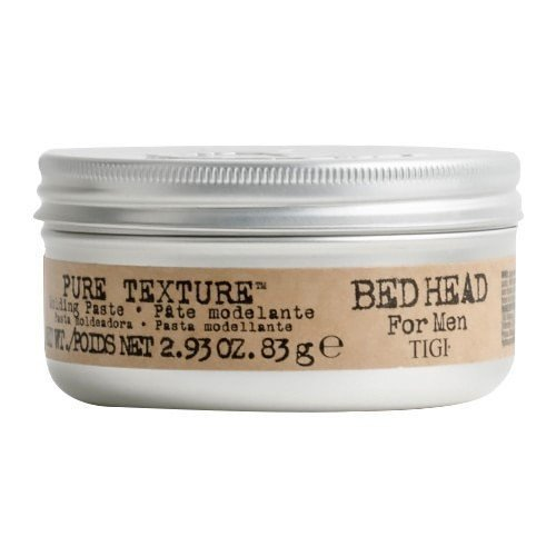 Tigi Bed Head B For Men Pure Texture Molding Hair Styling Cream Paste 100ml by TIGI (Paste Bed Styling Head)