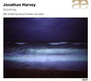 Jonathan Harvey: Speakings