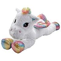 Snuggle Buddies 80cm Soft Dreamy Friend - Sparkle Spirit Pegasus