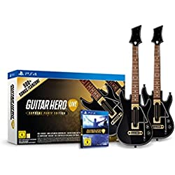 Guitar Hero Live Supreme Party Edition GI 2GB - Limited - PlayStation 4