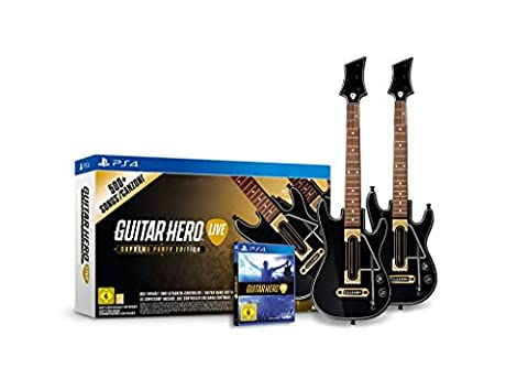 Guitar Hero Live - Supreme Party Edition - [PlayStation