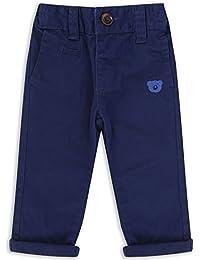 The Essential One - Bébé Enfant Garçon Pantalon - Bleu Marine - EOT205