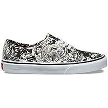 Vans Marvel Multi Females Authentic Sneaker-UK 3 298e5ce3741