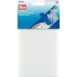 Entoilage standard, 90x45cm, blanc