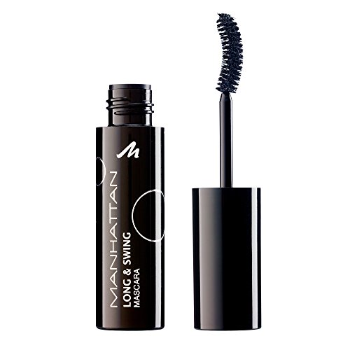 Manhattan 14376 Long Swing Mascara, black