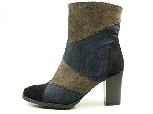 Tamaris Scarpe 1–25025–37donna stivali, stivali, stivali invernali da donna Blu navy