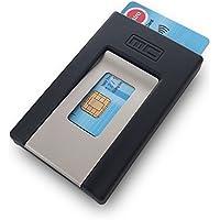 MCPOCKET - Caso carte e Fermasoldi in (Portafoglio Compatto)