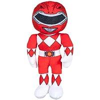 Ousdy - Peluche de Power Rangers 40cm 760015413 (ROJO)