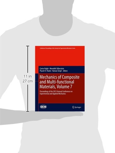 Mechanics of Composite and Multi-functional Materials, Volume 7: Proceedings of the 2015 Annual Conference on Experimental and Applied Mechanics ... Society for Experimental Mechanics Series)