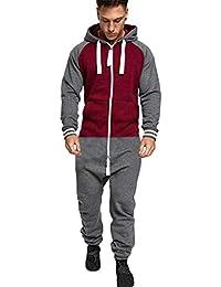 7f3d5897056 Amazon.co.uk  Red - Onesies   Nightwear  Clothing