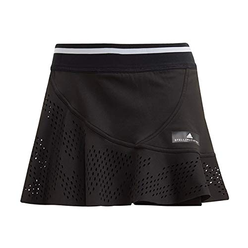 adidas Damen Asmc Mtum Tennis Skirt Skort, schwarz, Medium -