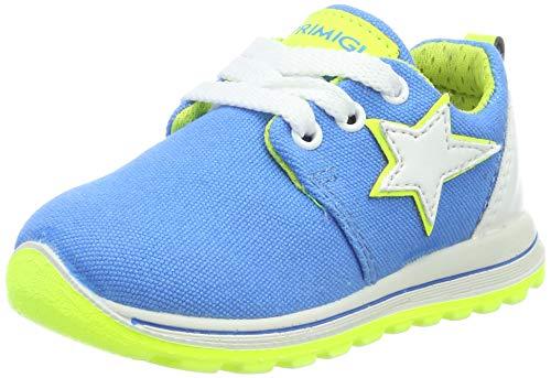PRIMIGI Baby Mädchen PTI 33723 Sneaker, Türkis (Turchese/Bianco 3372300), 25 EU