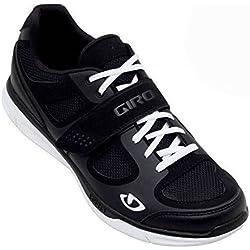 Zapatillas Giro Grynd Negras Blancas