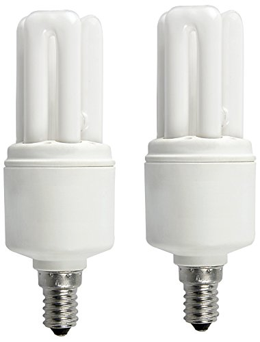 Osram 5 Watt mini Stick  CFL Bulb E27 White (Pack of 2)  available at amazon for Rs.267